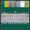Wholesale low price outdoor decor concrete railings