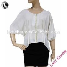 LAST CHARM latest casual baju blouse