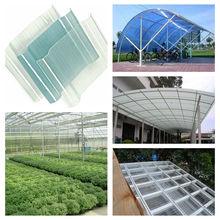 Discount corrugated plastic greenhouse panels