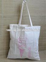 2014 Cheap Custom Plain Cotton Bags,blank cotton tote bags,cheap logo shopping tote bags