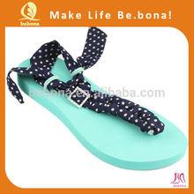 2014 hot sale summer fashion women's travel slipper