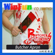 Halloween Dress Scary Butcher Apron Creative Halloween Accessory