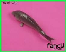 High quality PU simulation fish red carp and artificial fish
