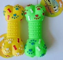 Plastic Squeaky Dog Toys Bone