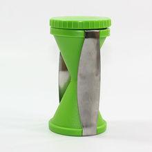 Spirelli Spiral Slicer Vegetable Twister,Unique Green Color 2 Sides free Logo pinting