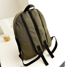 Super quality branded Durable shopping Canvas man canvas handbag
