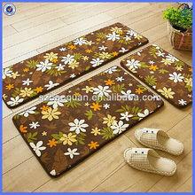 kitchen polyester mat/print door mat