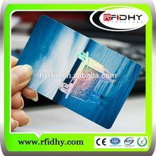 rfid uhf card used as campus id card manual plastic card die cutter