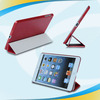 2014 Newest fashion pu leather slim travel sleeve case for ipad mini