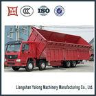 Yalong trailer sand tipper truck for sale