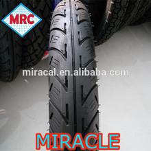 6pr/8pr fashion pattern tubeless motorcycle tire 80/90-17