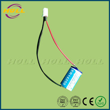 ER14250 1/2AA Primary Dry Cell Battery With Connector