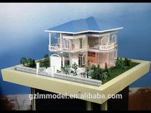 Architecture model / real estate model / villa scale model