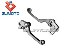 brake lever Dirt bike CNC adjustable brake clutch lever for HONDA CR125R/250R 92-03 CR125R/250R 92-03 CRF450R 02-03