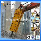 Excavator Parts/Hydraulic Rock Breaker Hammer