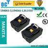 Makita 14.4v Battery makita battery Bl1430 power tools li-ion battery