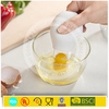 Daily life essential silicone yolk out egg divider egg separator egg extractors