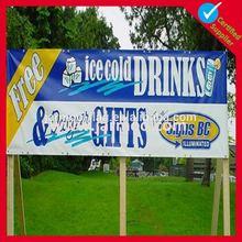 promotional waterproof flex banner media price