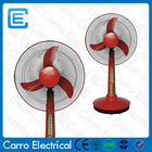 Foshan factory plastic 12v dc table fan which recharger usb fan and portable rechargeable solar fan
