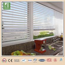 50mm wooden blinds waterproof bathroom window curtain