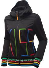 chaquetas de mujer waterproof zip pockets ropa de mujer