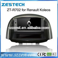 ZESTECH Wholesales car gps dvd for renault koleo navigation system
