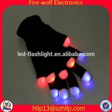 China 3m holiday gift box offer led flashing baseball batting gloves Wholesale
