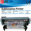 TOP!!!!For sale 1.8m 3.2m digital dye sublimation printer for polyester fabric printing with DX5 head, sublim printer
