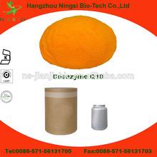 High Quality fermentation coenzyme q10 powder