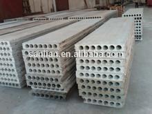 concrete hollow panel precast plant