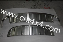 protective car parts skid plates covers for Q7