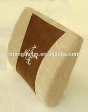 customized Memory Foam Car Pillow adult lumbar pillow Bamboo Charcoal Memory Foam Car Head Rest Pillow,Car Pillow,Car Cushion