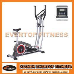 Indoor Exercise Equipment 2 IN 1 Elliptical Bike---EVERTOP FITNESS
