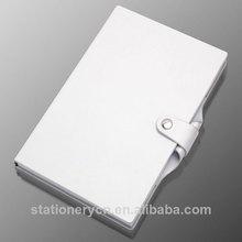 2014 Hot sale 2012 agenda diary with company logo leather portfolio organizer