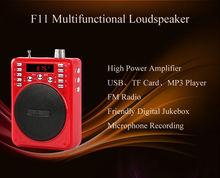hot gadgets 2014 Computer public speaking Mini amplifier speaker megaphone