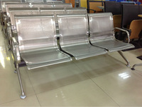 Stainless steel waiting seater YA-52