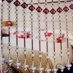 china crystal bead curtains for doors crystal glass diamond bead curtain