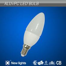 Led E14 Bulb 3w 250lm Ceramic