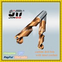 cnc solid carbide bottoming drill maquina de afiar