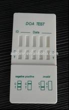 Drug test panel/Multi Screen 5 Drug Test( DOA)
