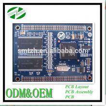 Digital lead free ROHS OEM 4-layer carbon ink pcb