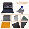 Universal PU leather wireless bluetooth keyboard case cover for ipad mini tablet