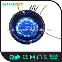 52mm EVO Blue LED universal fuel gauge