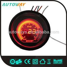 Digital LED Boost car gauges