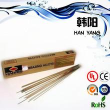 Refrigerante tubo de bronze brazing alloy brasagem rod de solda vareta de solda liga