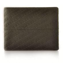 RFID pu leather magic wallet