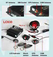 Car GPS Tracker, Car GPS Tracking Device LC630 with Anti-Hijack,Alarm,Engine Cutting