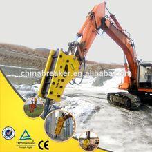 XCG210LC-8/JONYANG JY161/JY200/JY210/JY230 excavator construction machinery hydraulic breaker manufacturers