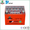 12v 7ah motorcycle parts Maintenance free recharge battery