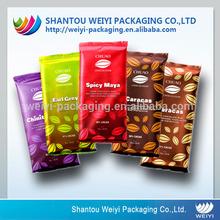 snack cooler bag/plastic snack cooler bag/polyethylene plastic snack cooler bag